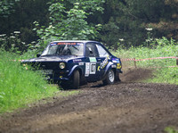 Nick Dobson & Steve Pugh Ford Escort RS