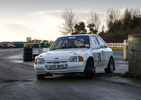 Dave Seed & Mick Morpeth Ford Escort Mk4