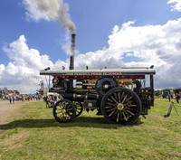 Renown Fowler Showmans Road Locomotive