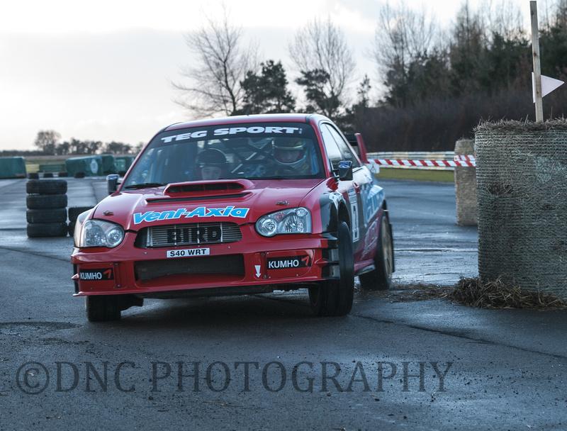 Paul Bird & Ian Windress Subaru Impreza WRC S9