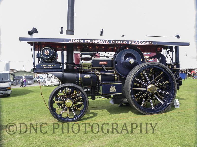 Fowler Showmans Road Locomotive Renown