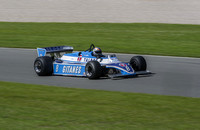 Rob Hall Ligier JS 17