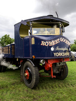Sentinel Steam Wagon YL 2835