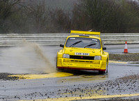 Tom Morris & Colin Harkness MG Metro 6R4