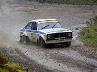 Laurence Tysoe & Craig Dolman Ford Escort RS2000