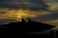 RAF Coningsby Sunset Photo Shoot 21st July 2016