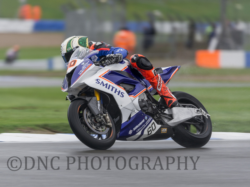 Peter Hickman Smiths Racing BMW S1000RR