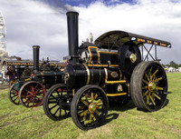 Fowler Road Locomotive