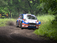 Stephen Petch & Ian Windress Ford Fiesta R5+