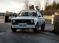 Andy Drake & Jeff Bedford Ford Escort Mk2