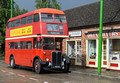 Trolley Buses at Sandtoft Photography Event 20th May 2017