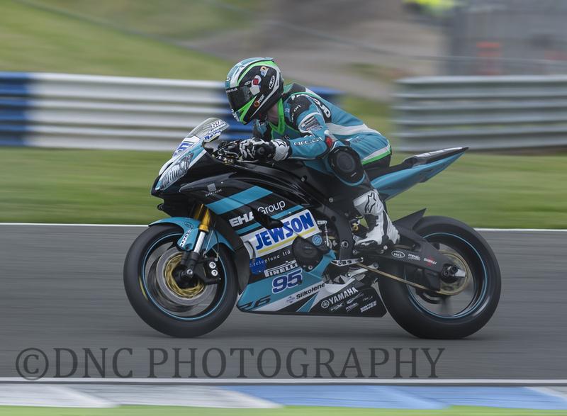 David Allingham EHA Racing Jewsons Yamaha YZF R6