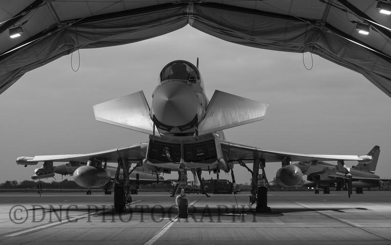 Eurofighter Typhoon T3 ZJ810 29 (R) sqn m