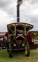 Burrell Showmans Road Locomotive Winston Churchill